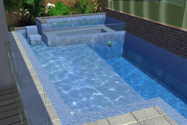 3d concept pool design atlas pools for Pool design concepts