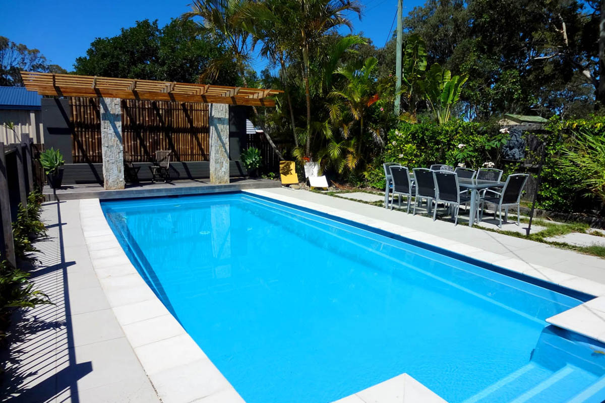 Sawtell Pool Makeover